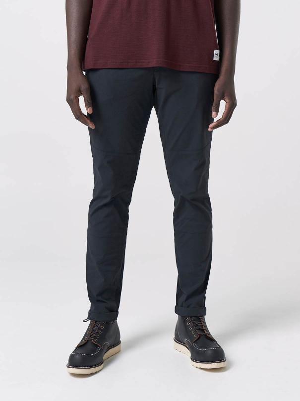 UTE Men's Pants - Asphalt black
