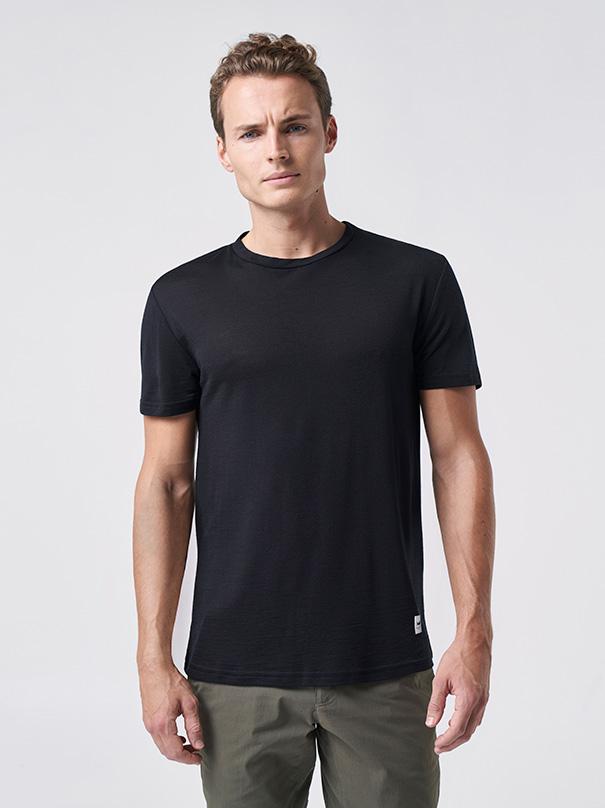 DAG Men's T-shirt - Coal black